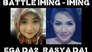 mp4. Battle Rasya Makassar DA1 dan Ega Kuningan DA2 - Iming Iming (cover) Rita Sugiarto