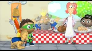 070 Super Why    King Eddie Who Loved Spaghetti
