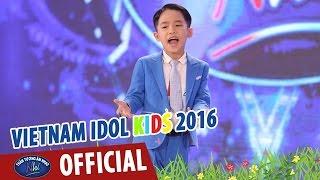 VIETNAM IDOL KIDS - THẦN TƯỢNG ÂM NHẠC NHÍ 2016 - TẬP 2 - ĐỨC THANH, THIÊN PHƯỚC -