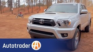 2013 Toyota Tacoma - Truck   Totally Tested Review   AutoTrader