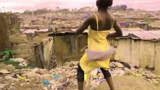 Mathare Kids (BMF) Dancing to Sitya Loss - Made in Mathare, Nairobi