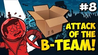 Minecraft: TIME TO MOVE? - Attack of the B-Team Ep. 8 (HD)