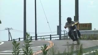 Kamen Rider Kuuga fight using a motorcycle !!!