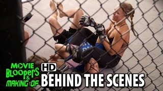 Entourage (2015) Making of & Behind the Scenes - Ronda Rousey & Turtle's Fight on Set