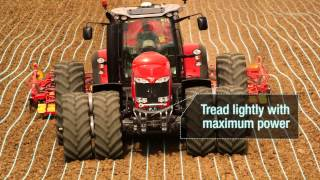 MF 8700 Tractor of the Year 2015 finalist