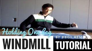 How to Breakdance | Windmill Series Part 3 |
