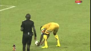 MALI  VS GUINEA  2- 0  Penalty shootout 24052017 Semi final Africa Cup U17