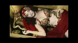Natasha Atlas -   مكتوب  ( Schove Deep Edit )