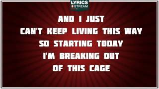 Not Afraid - Eminem tribute - Lyrics