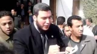 الخانكة مباشر (اعتصام عمال اراسمكو ابوزعبل)