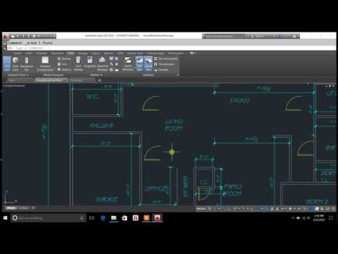 autocad design center 2016 tutorial - finding blocks from design center in autocad