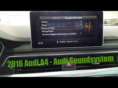 Xxx Mp4 2016 Audi A4 Audi Sound System FullHD 3gp Sex