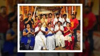 Saravanan Meenakshi - 2 _last episode group photo