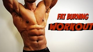 """""""8 Minutes of HELL!"""" Fat Burning HIIT Cardio Workout"""