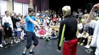 VERTIFIGHT #5 /  Alex Energizer vs. Toni