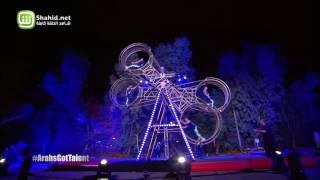 Arabs Got Talent- عرض النهائيات – Mustafa Danguir
