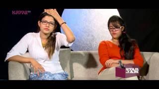 Star Jam - Amrutha Bala & Abhirami Suresh - Part 1 - Kappa TV