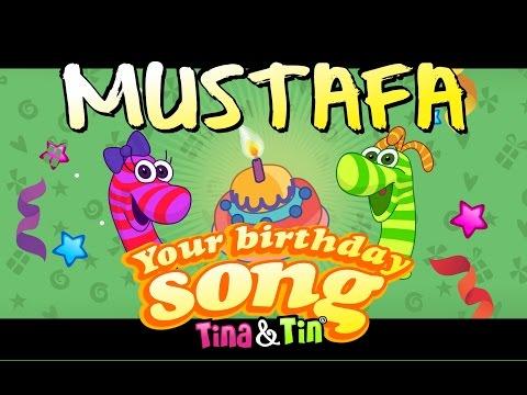Tina&Tin Happy Birthday MUSTAFA