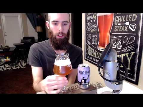 TBR (#94): Monday Night Brewing - Blood Orange IPA