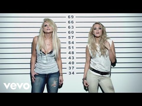 Miranda Lambert - Somethin' Bad (duet with Carrie Underwood) ft. Carrie Underwood
