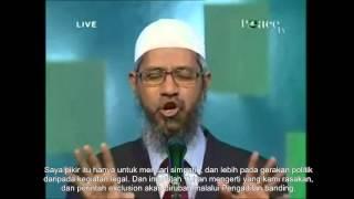 Dr Zakir naik in Oxford union p 5 (Sub.  Bahasa Indonesia)