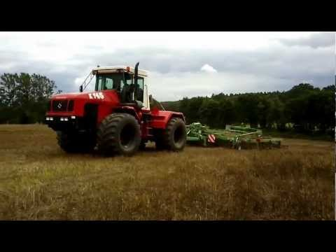 Kirovets K 745 Deutz motor 500 PS gerbox auto manual