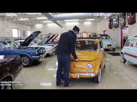 70 Fiat 500L for sale with test drive driving sounds and walk through video