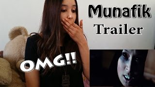 MUNAFIK - Official Trailer _ REACTION