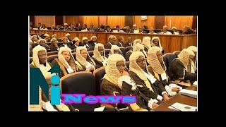 Nigeria mourns as ex-Supreme Court judge Denis Edozie dies