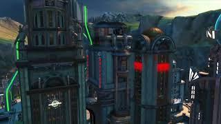 E3 Coliseum 2018 Hub World