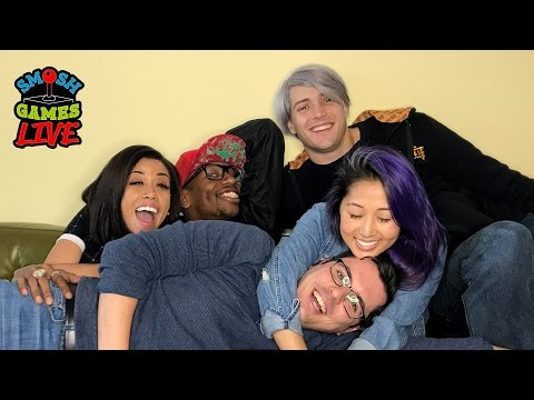 WHAT DID HE JUST SAY? (Smosh Games Live)