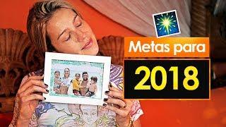 METAS PARA 2018 | Deixa eu falar #36 | Luana Piovani