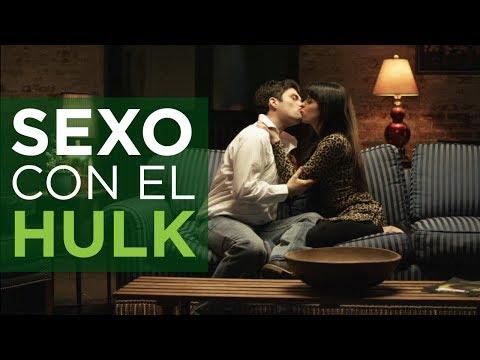 Sexo con el Hulk