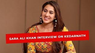 EXCLUSIVE: Kedarnath Actress Sara Ali Khan Gets Candid With Vickey Lalwani | SpotboyE