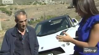 Δημήτρης Κορρές & KORRES PROJECT 4 στη τηλεόραση του ΣΚΑΪ και την εκπομπή