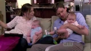 One Tree Hill - 8x22 - Brooke & Julian: Meet Davis and Jude Baker!