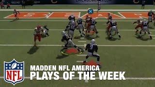 Best Madden NFL 17 Fan Play of the Week (4/21) | Madden NFL America | NFL Network