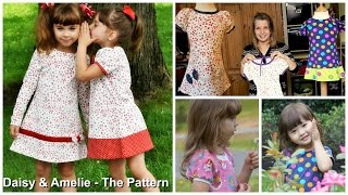 How to sew a dress with Raglan Sleeves - Sewing Tutorial