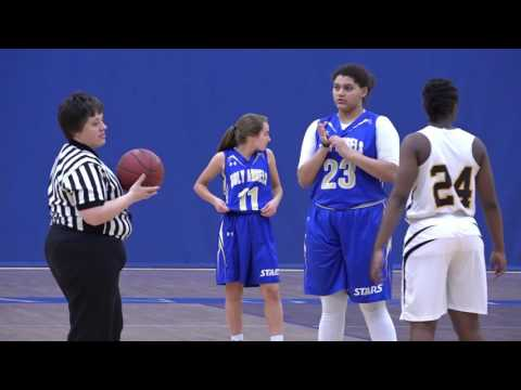 High School Girls Basketball: Como Park vs. Holy Angels