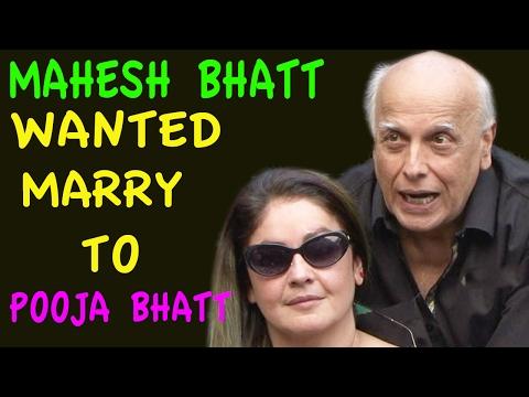 Xxx Mp4 Mahesh Bhatt अपनी ही बेटी Pooja Bhatt से रचाना चाहता था शादी Wanted Marry With Her 3gp Sex