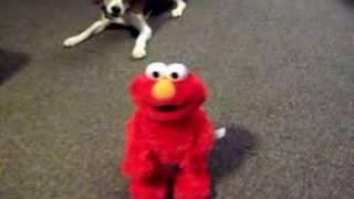 Tickle Me Elmo X TMX Elmo