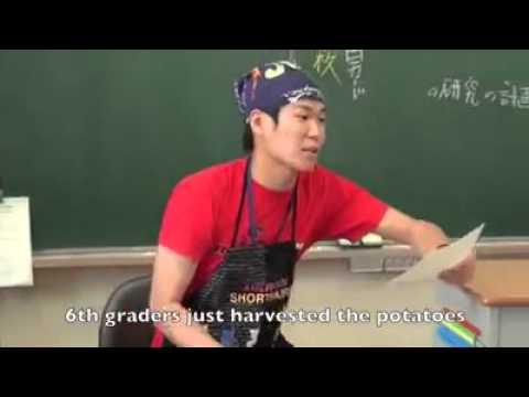 Pendidikan Karaker di SD Jepang