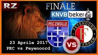 FINALE PEC ZWOLLE vs FEYENOORD [FIFA 17 Carriera Allenatore] w/Federico Marconi