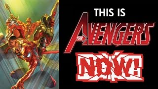 ASSEMBLE! Watch a Special Trailer for Waid & Del Mundo's AVENGERS!