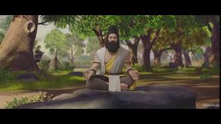 Chaar Sahibzaade 2 First Meeting of Banda Singh With Guru Sahib( HD)