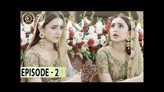 Pukaar Episode 2 - Yumna Zaidi &  Zahid Ahmed - Top Pakistani Drama