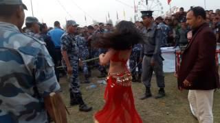 Binu khadka dance lamki mahotshab