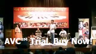 Manas Singh @ sangam kala group