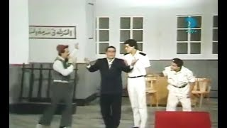 اضحك مع محمد هنيدي في بداياته مع سيد زيان وأحمد راتب