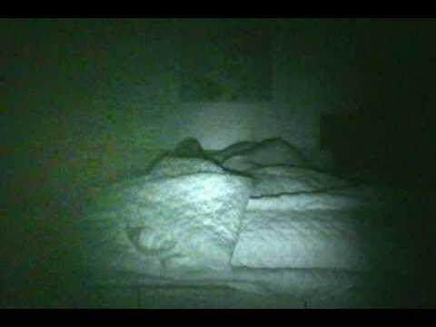 Ghost in a Bedroom